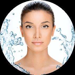 Head contour plastic surgery implants