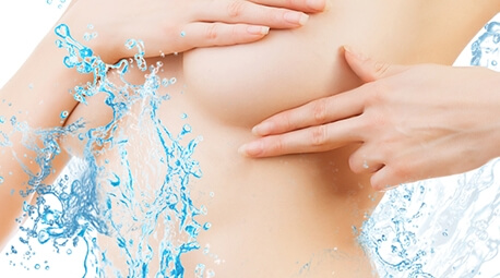 Hydrogel implants for breast augmentation